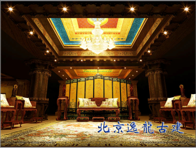 Chinese interior decoration
