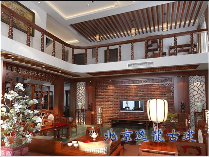 Antique interior decoration