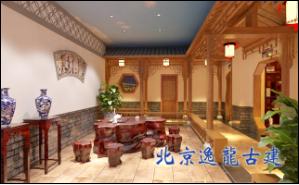 Chinese decoration hotel