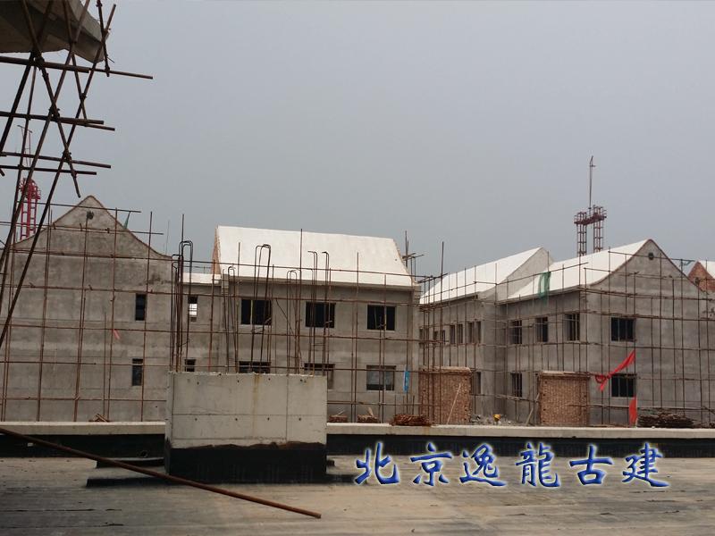 石佛寺居室楼建设
