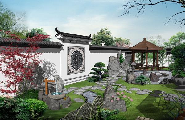 庭院景观 9